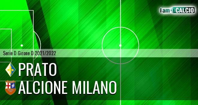 Prato - Alcione Milano