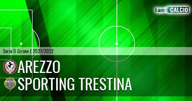 Arezzo - Sporting Trestina