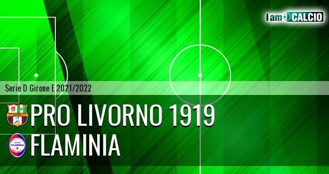 Pro Livorno 1919 - Flaminia
