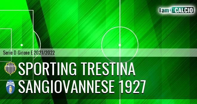 Sporting Trestina - Sangiovannese 1927