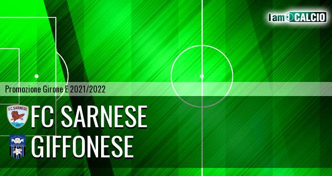 FC Sarnese - Giffonese