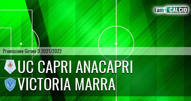 Uc Capri Anacapri - Victoria Marra