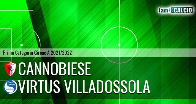 Cannobiese - Virtus Villadossola
