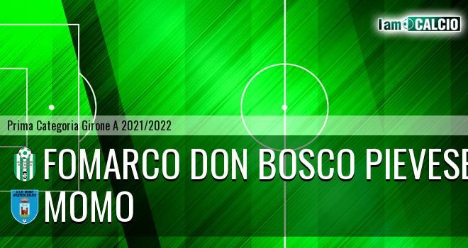 Fomarco Don Bosco Pievese - Momo