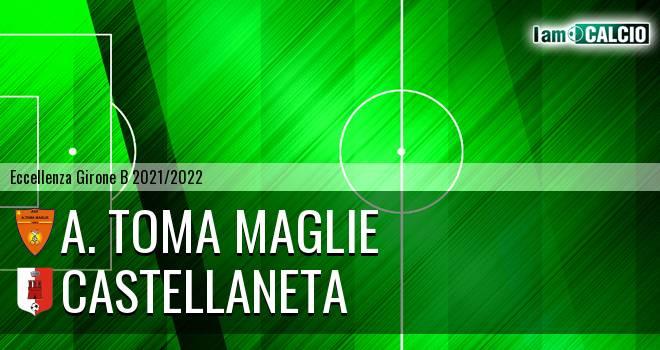 A. Toma Maglie - Castellaneta