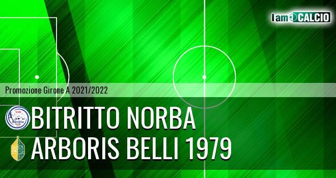 Bitritto Norba - Arboris Belli 1979