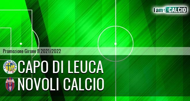 Capo di Leuca - Novoli Calcio