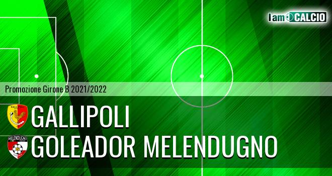 Gallipoli - Goleador Melendugno