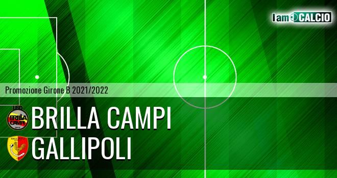 Brilla Campi - Gallipoli