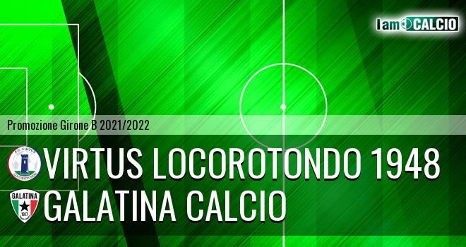 Virtus Locorotondo 1948 - Galatina Calcio