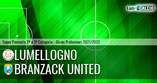 Lumellogno - Branzack United