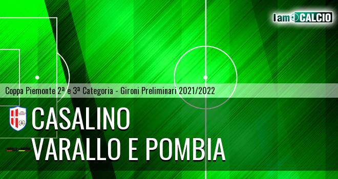 Casalino - Varallo E Pombia