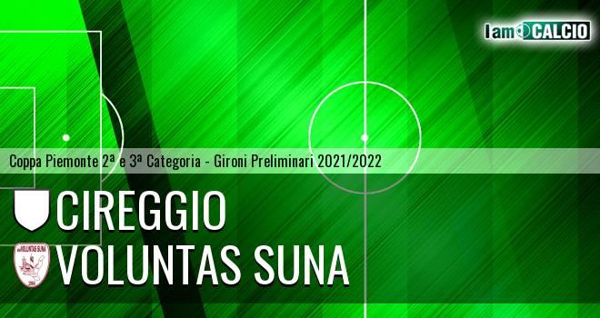 Cireggio - Voluntas Suna