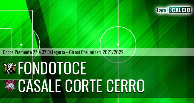 Fondotoce - Casale Corte Cerro
