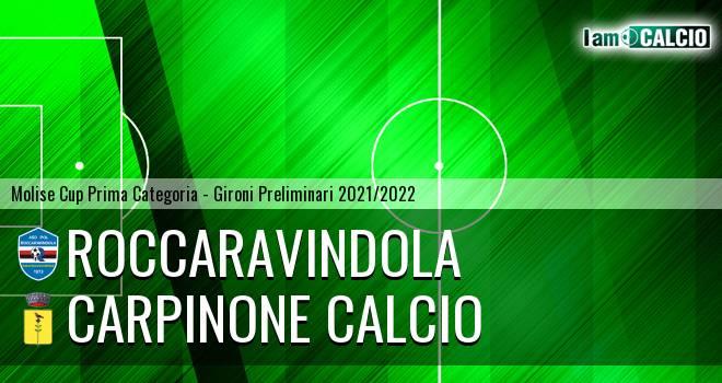 Roccaravindola - Carpinone Calcio