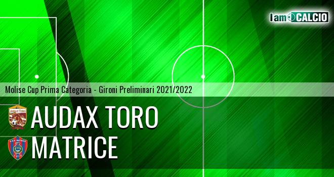 Audax Toro - Matrice