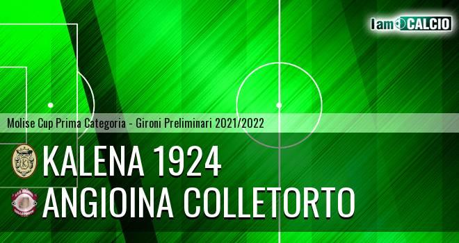 Kalena 1924 - Angioina Colletorto