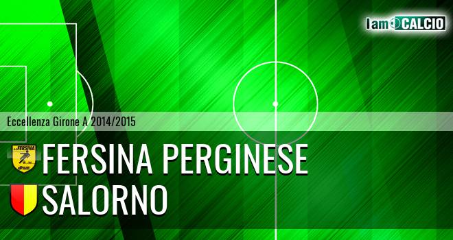 Fersina Perginese - Salorno