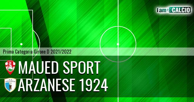 Maued Sport - Arzanese 1924