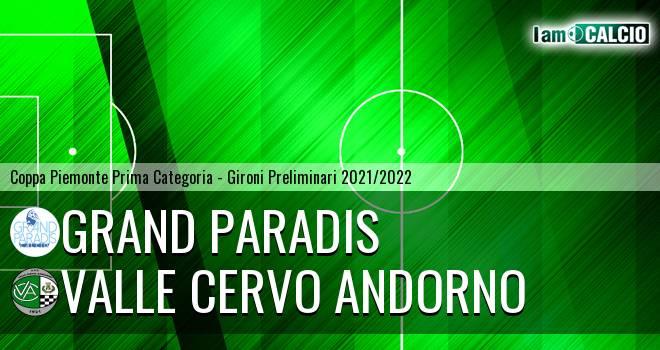 Grand Paradis - Valle Cervo Andorno