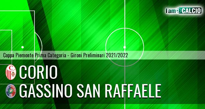 Corio - Gassino San Raffaele