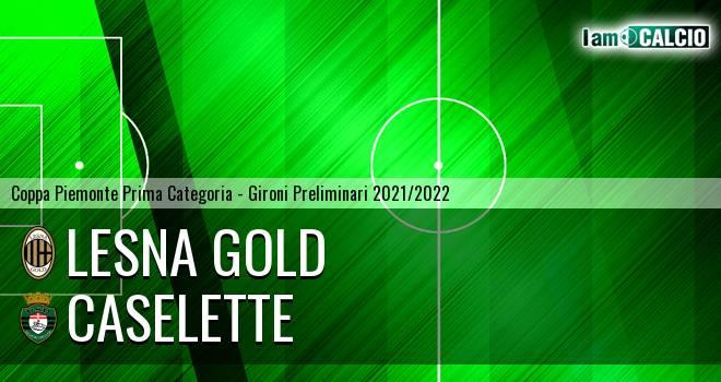 Lesna Gold - Caselette