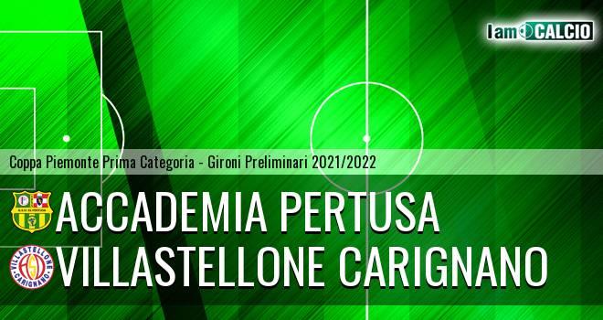 Accademia Pertusa - Villastellone Carignano