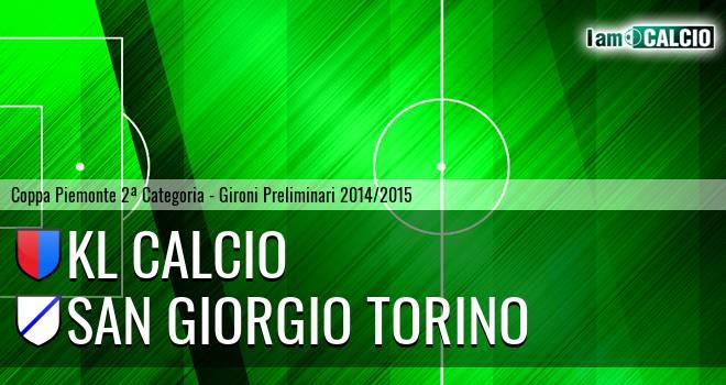 KL Calcio - San Giorgio Torino