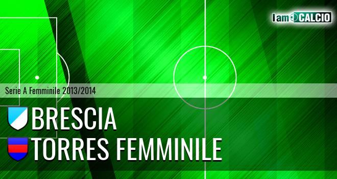 Brescia - Torres Femminile