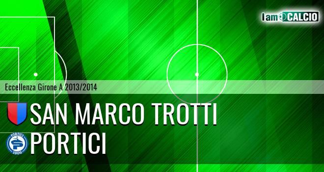 San Marco Trotti - Portici