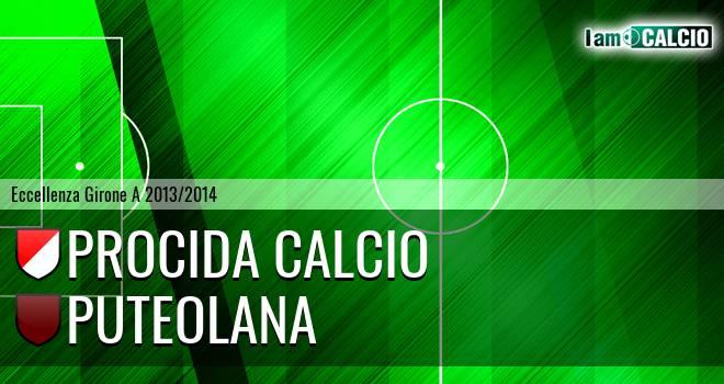 Procida Calcio - Puteolana