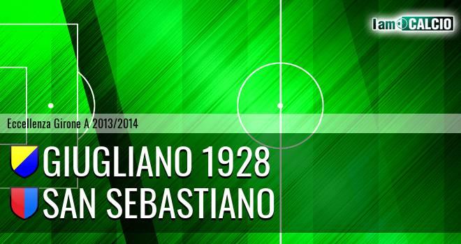 Giugliano 1928 - San Sebastiano