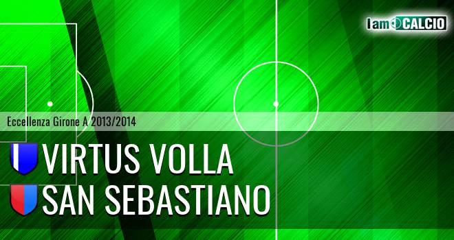 Virtus Volla - San Sebastiano