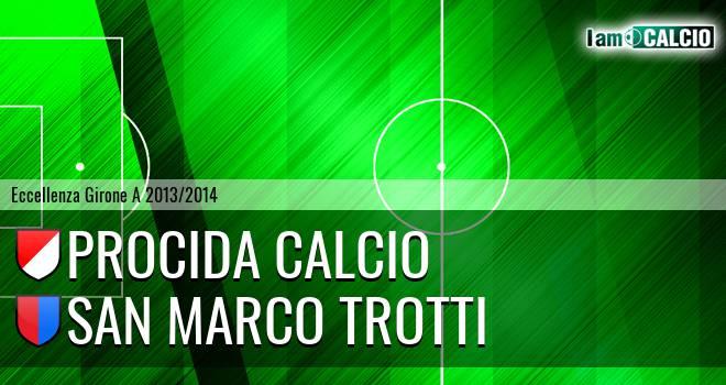 Procida Calcio - San Marco Trotti