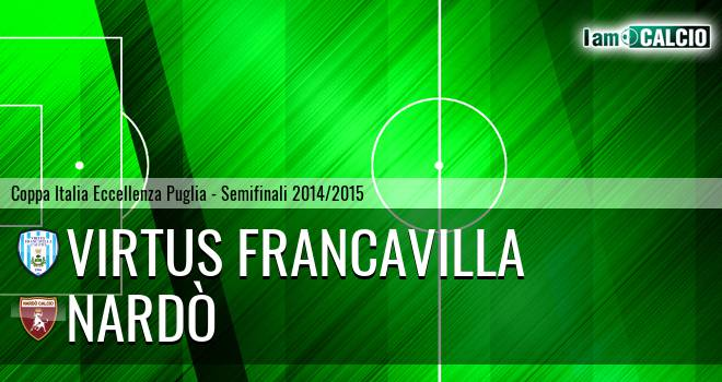 Virtus Francavilla - Nardò