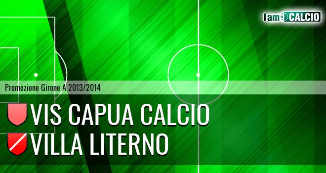 Vis Capua Calcio - Villa Literno
