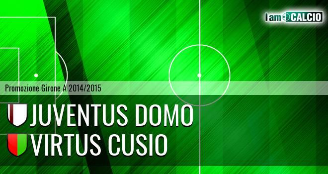 Juventus Domo - Virtus Cusio