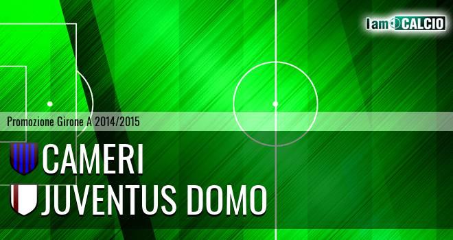 Cameri - Juventus Domo