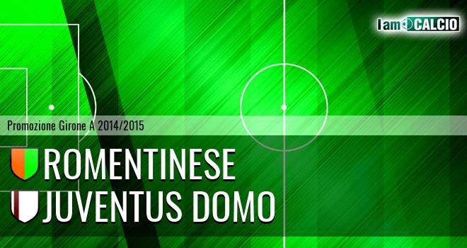 Romentinese - Juventus Domo