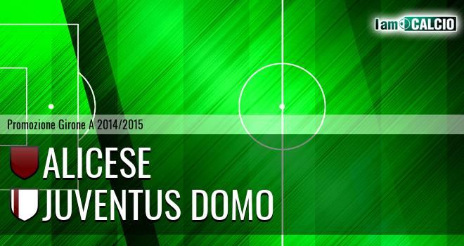 Alicese - Juventus Domo