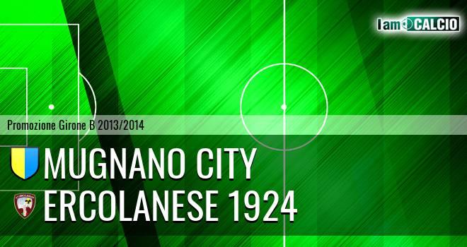 Mugnano City - Sporting Ercolano