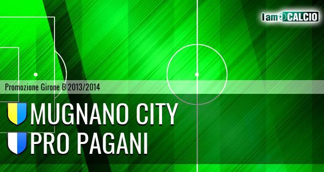 Mugnano City - Atletico Pagani