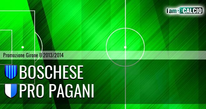Boschese - Atletico Pagani