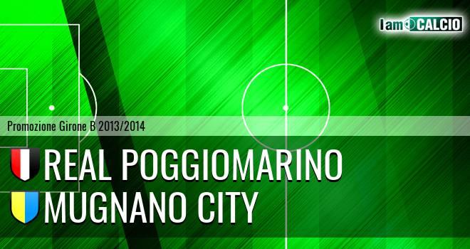 Real Poggiomarino - Mugnano City