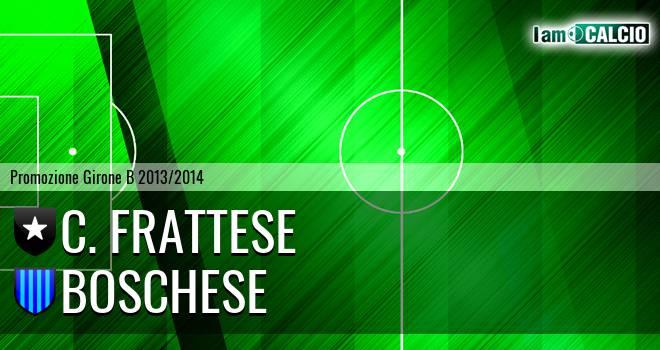 Frattamaggiore Calcio - Boschese