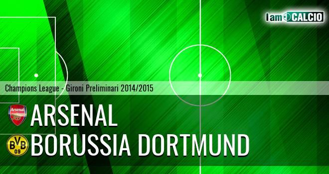Arsenal - Borussia Dortmund