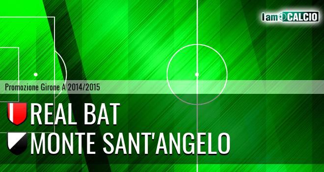 Real Bat - Monte Sant'Angelo