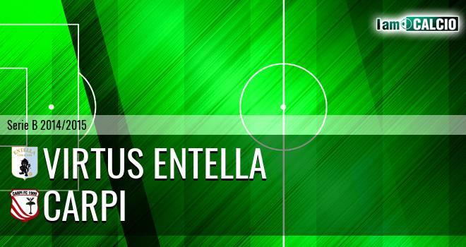 Virtus Entella - Carpi