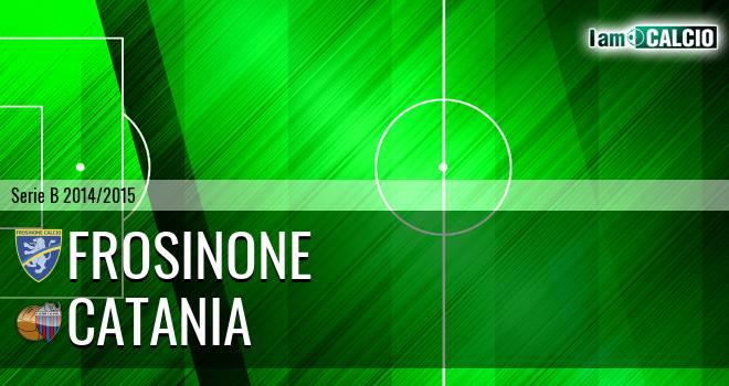 Frosinone - Catania