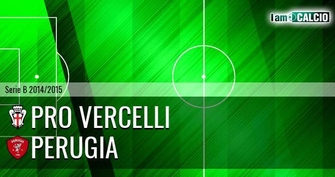 Pro Vercelli - Perugia